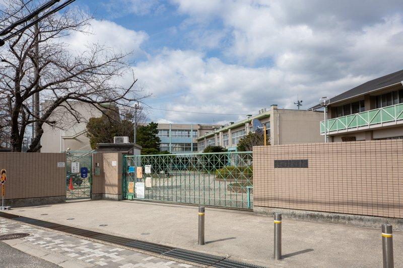 枚方市立牧野小学校