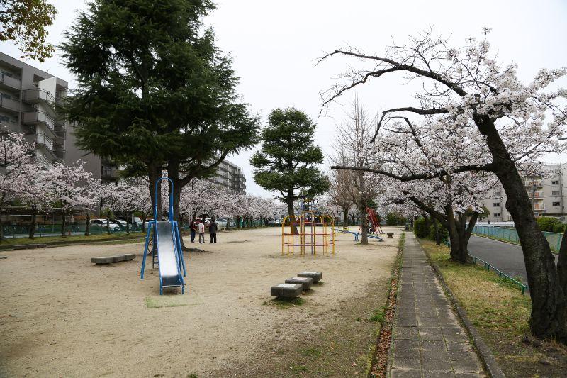 「上島南公園」