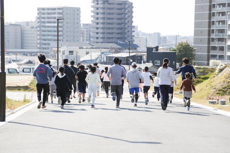 『千里 円山町の丘』をぐるりと一周