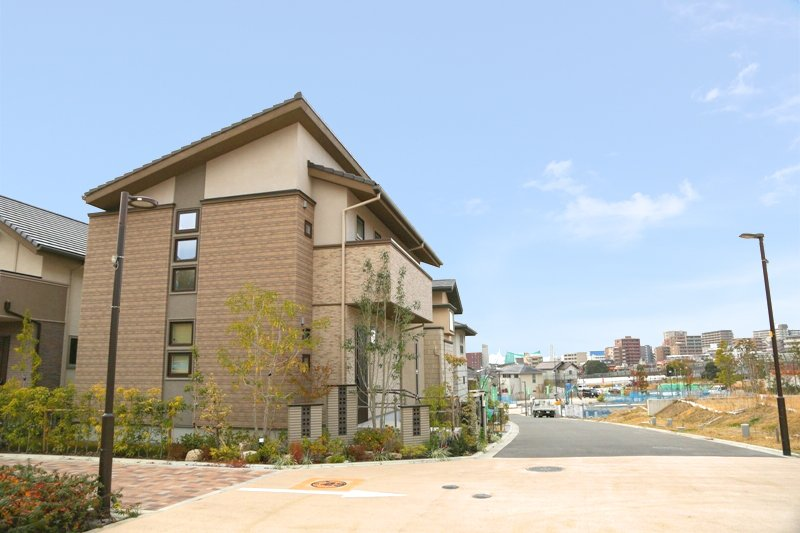 千里 円山の丘 Passive-Design Town