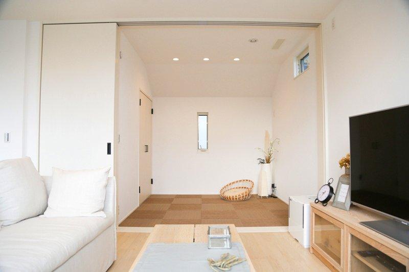 3.6帖の和室空間